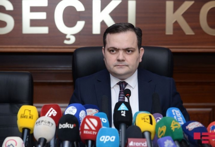 Azerbaijani CEC discloses preliminary voter turnout for parliamentary elections